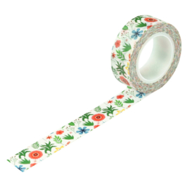 Washi tape 'Summer Flowers'