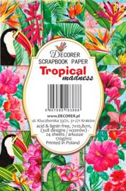 Decorer papier 'Tropical Madness'