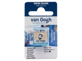 van Gogh Water Color napje 291 'Titaanbuff'