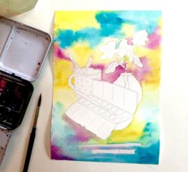 Watercolor it yourself 11. 'Watercolor'