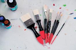 Amsterdam Acrylic Brush 6 en 12