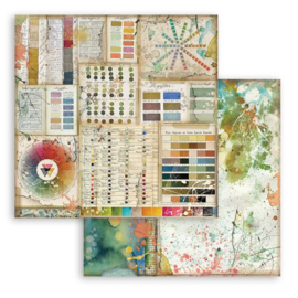 Paper sheet 'Atelier Pantone'