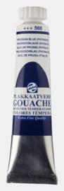 Losse tube Gouache 'Pruisischblauw (Phtalo)'