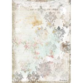 Rice paper 'Romantic Journal'