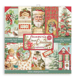 Paper Pack 'Classic Christmas' 20 x 20
