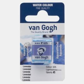 van Gogh Water Color napje 525 'Lavendel'