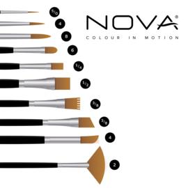 Penselenset 'Nova'
