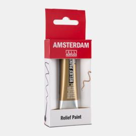 Amsterdam Relief Paint 'Licht Goud'