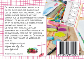 Bible journaling onderlegger