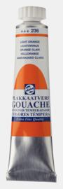 Losse tube Gouache 'Lichtoranje'