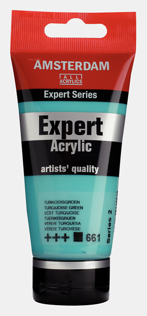 Amsterdam Acrylverf Expert 'Turkoois Groen'