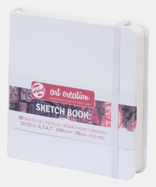 Art Creation sketchbook 'White' 12 x 12