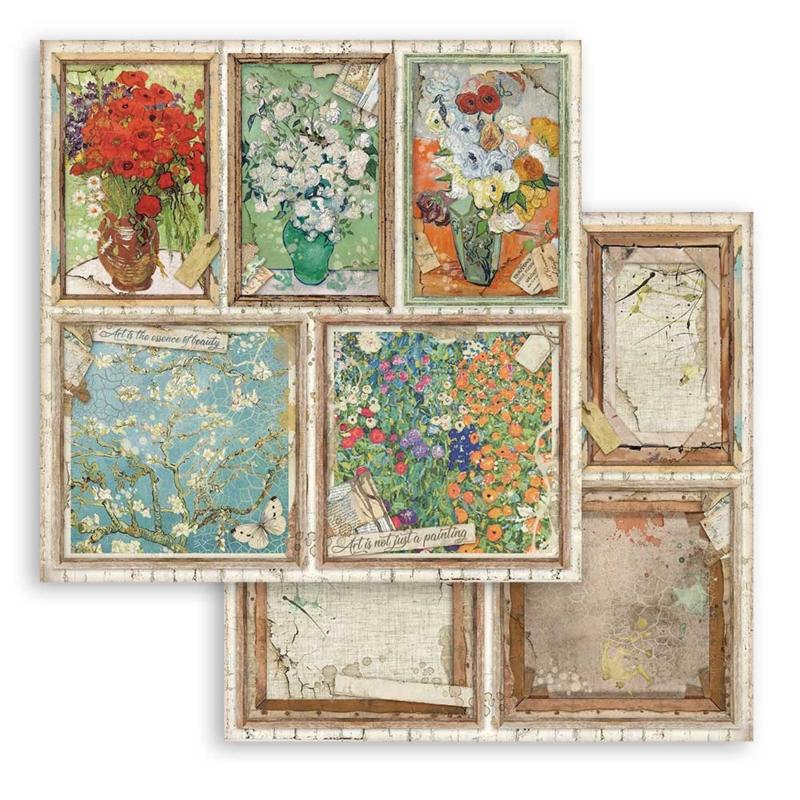Paper sheet 'Atelier Van Gogh'