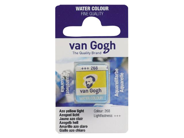 van Gogh Water Color napje 268 'Azogeel licht'