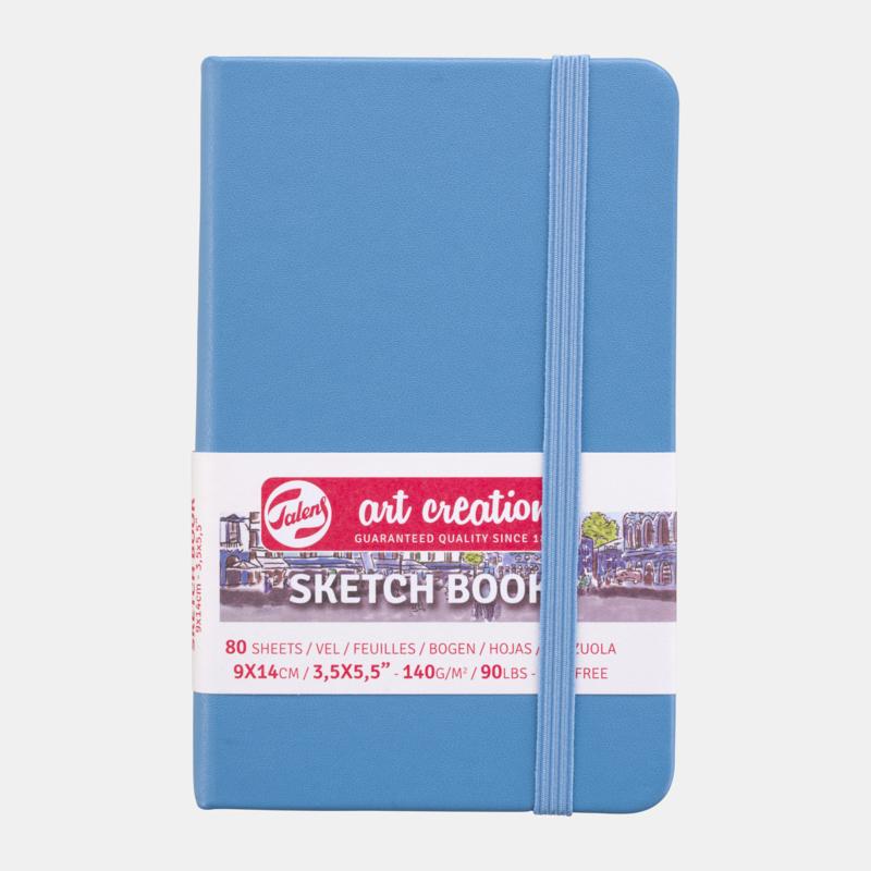 Art Creation sketchbook 'Lake Blue' 13 x 21