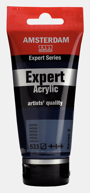 Amsterdam Acrylverf Expert 'Indigo'