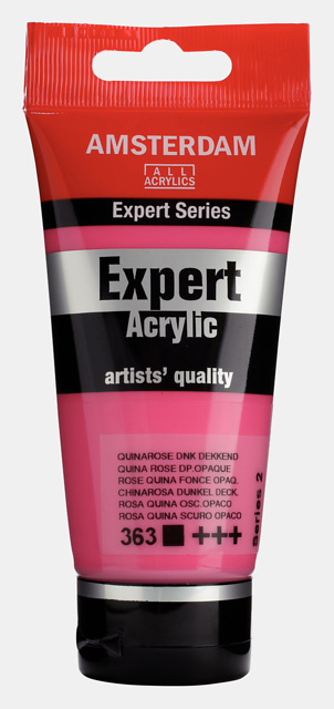 Amsterdam Acrylverf Expert 'Quinacridone roze donker'