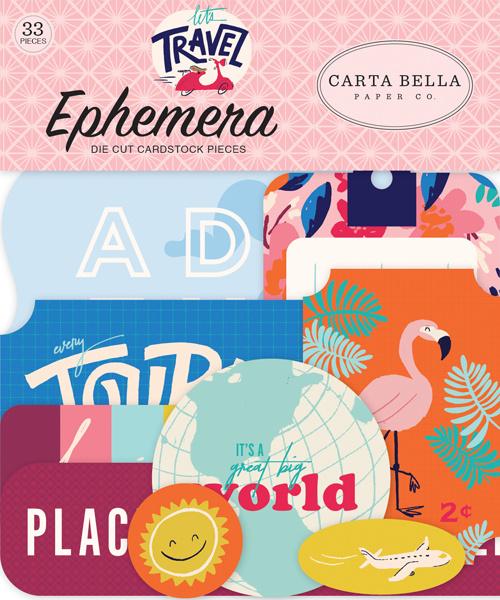 'Let's Travel' Ephemera