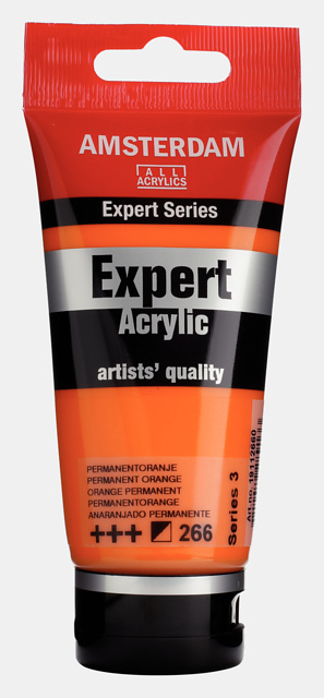 Amsterdam Acrylverf Expert 'Permanent Oranje'