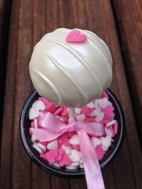 Bruiloft cakepop