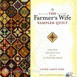 The Farmer's Wife 1920 Sampler Quilt