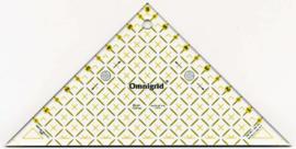 Omnigrid Liniaal driehoek 6 inch