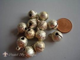 Pastel metallic, goud, 11 mm