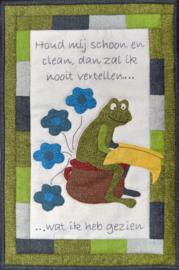 Keep me Swift & Clean (groen), compleet