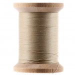 YLI glazed cotton - Ecru 002