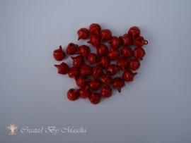 Rood belletje, 8 mm