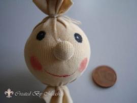 Stoffen hoofd (35 mm)
