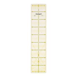 Omnigrid liniaal 10x45 cm