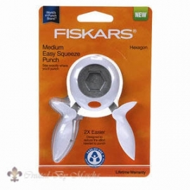 Fiskars Hexagon ponsen