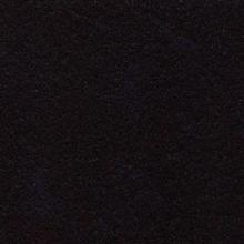 Acryl vilt, zwart, 1.5 mm