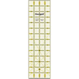 Omnigrid liniaal 4x14 inch