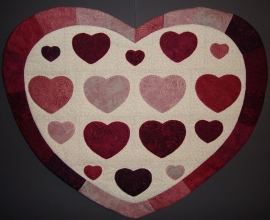 Quilt of Hearts