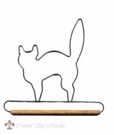 Quilthanger met Kat, 12.5 cm