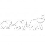Elephant Parade, EL401