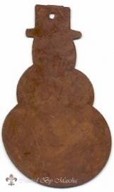 Sneeuwman, 70 mm
