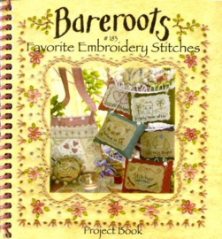 Bareroots, Favorite Embroidery Stitches
