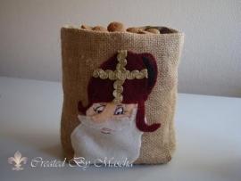 Strooizakjes Sinterklaas & Zwarte Piet- compleet