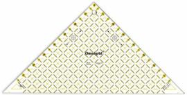 Omnigrid liniaal, driehoek 8 inch