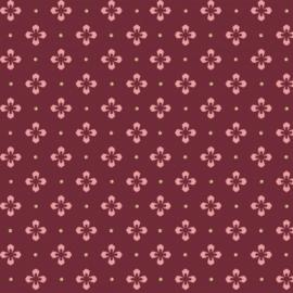 Burgundy & Blush, 9366-M