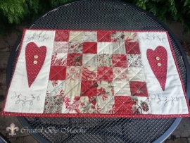 Placemat mini charm pack - compleet