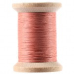 YLI glazed cotton - Coral 019