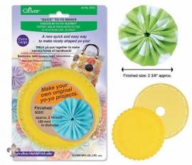 Clover Yo-Yo maker -  Extra Large