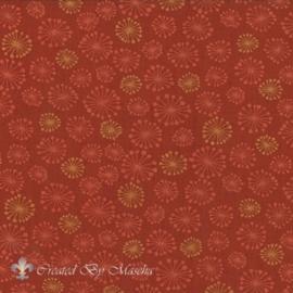 Posh Pumpkins, Seasonal Fall Seed red maple, FQ