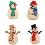 Old Fash Snowmen