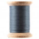 YLI glazed cotton - Grey Blue 014