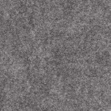 Gemelleerd acryl vilt, grijs, gevlekt